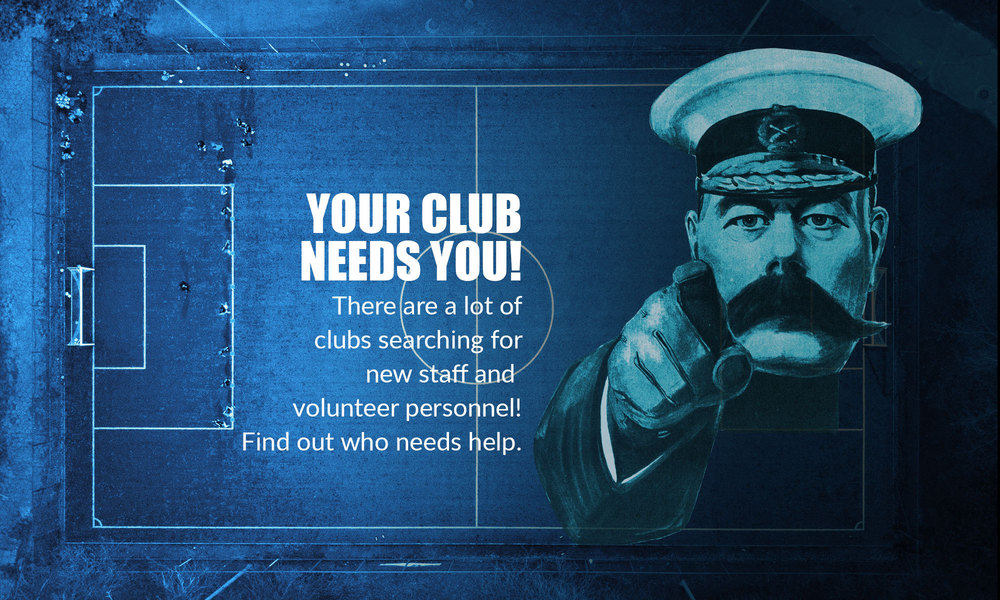 Your Local  Club needs you !!
