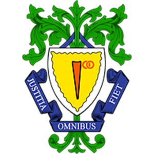 Dunstable Town's club badge