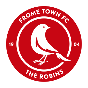 Frome Town's club badge
