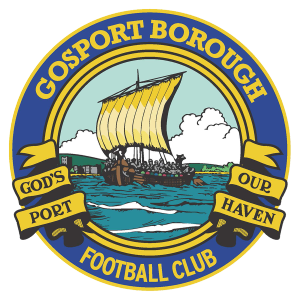 Gosport Borough's club badge