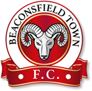 Beaconsfield Town's club badge