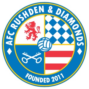 Click for more on AFC Rushden & Diamonds in the Southern League