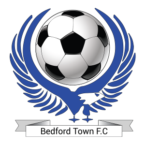 Bedford Town's club badge