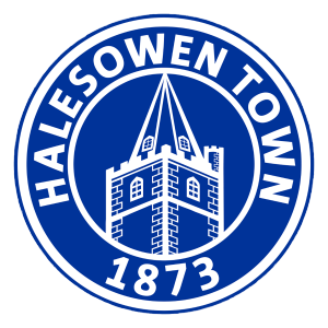 Halesowen Town's club badge
