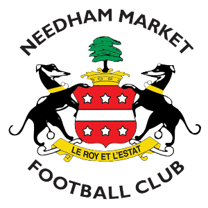 Needham Market's club badge