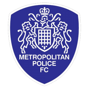 Metropolitan Police's club badge