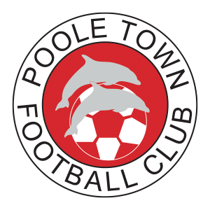 Poole Town's club badge