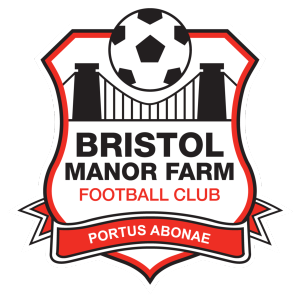 Bristol Manor Farm's club badge