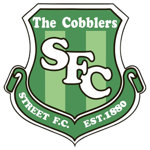 Street's club badge