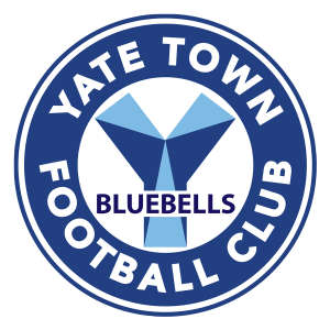 Yate Town's club badge