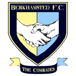 Berkhamsted's club badge