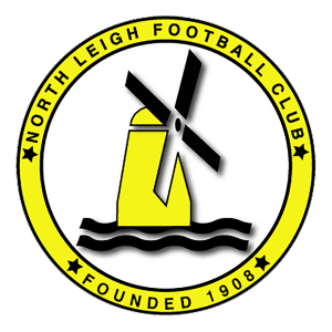 North Leigh's club badge