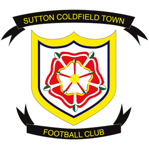 Sutton Coldfield Town's club badge