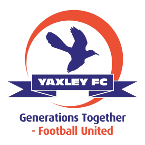 Yaxley's club badge