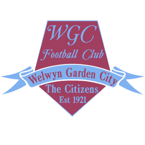 Welwyn Garden City's club badge