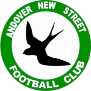 Andover New Street's club badge