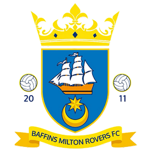 Baffins Milton Rovers's club badge