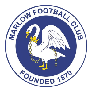 Marlow's club badge