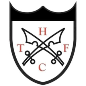 Hanwell Town's club badge