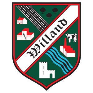 Willand Rovers's club badge