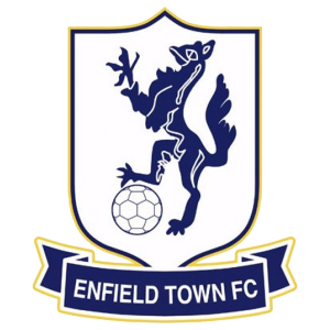 Enfield Town's club badge