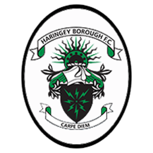 Haringey Borough's club badge
