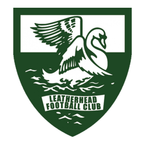 Leatherhead's club badge