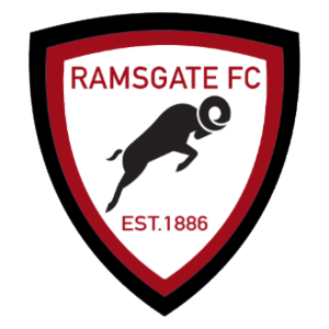 Ramsgate's club badge