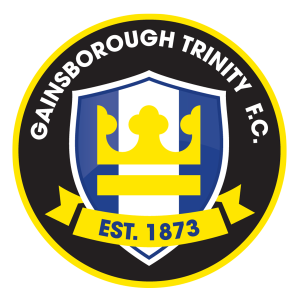 Gainsborough Trinity's club badge