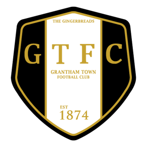 Grantham Town's club badge