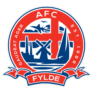 Image result for AFC FYLDE BADGE