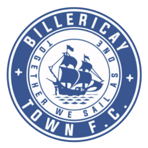 Billericay Town's club badge