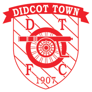 Didcot Town's club badge