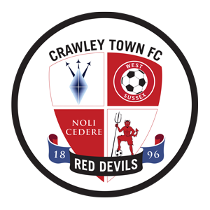 Crawley Town's club badge
