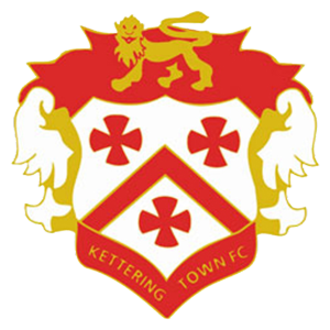 Kettering Town's club badge